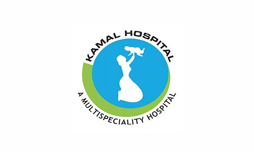 Kamal hospital logo